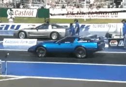 Chevy vs Chevy @Pinks