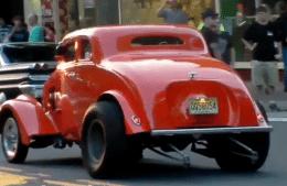 33 Willys on Main Street
