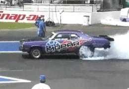 Mopar @PINKS Raceway Park
