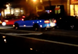Cobras and Shelbys cruising Friday nights