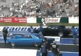 GM drag race
