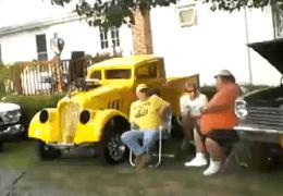 Gasser Truck