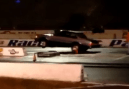 Wheelie Malibu and 9 sec Stang