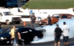 Mustang Nova race