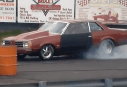 10 second Lemans at Island Dragway