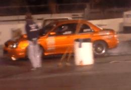 Second run of TurboTrix STi