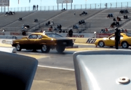 Chevy vs Ford in time trials