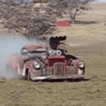 Rat Rod Mad Max
