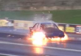 Boost Explodes Engine