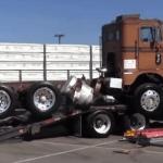 Truck Epic Fail