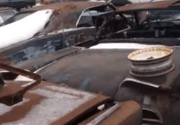 Parts Car Sale