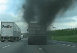Pete Rolling Coal
