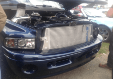 Ram Front Mount Intercooler