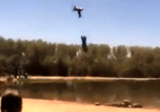 Failed Jump