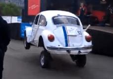 Dancing VW Beetle