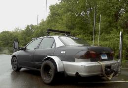 Dually Honda