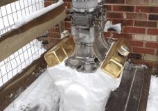 Snow Block Chevy