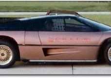 This is the Dodge M45 Pace car that never made it to production or even use