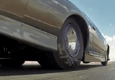 The larger slicks would seem to be the choice if possible