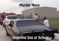 Can the Murder Nova really pull off taking the kids to school?