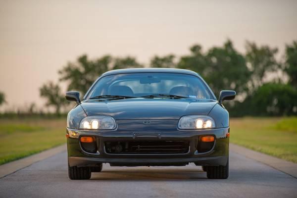 Unicorn 1995 Toyota Supra Turbo For Sale | NOSLEEPATALL