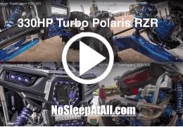 This is the Custom Polaris RZR