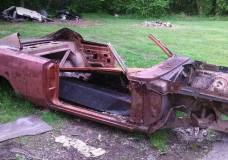 Wrecked Charger
