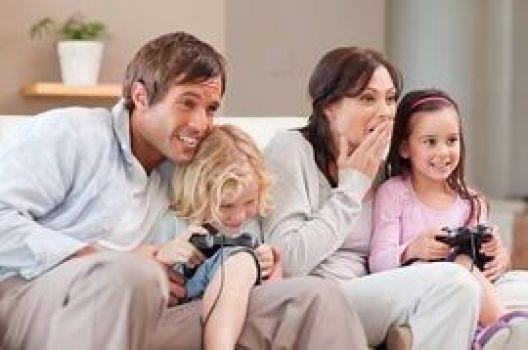 familia jogando II