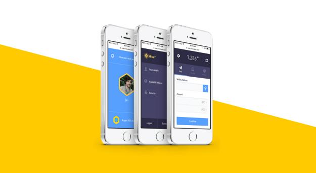 Hive-bitcoin-wallet-app