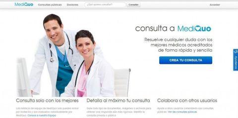 Imagen del portal 'MediQuo'