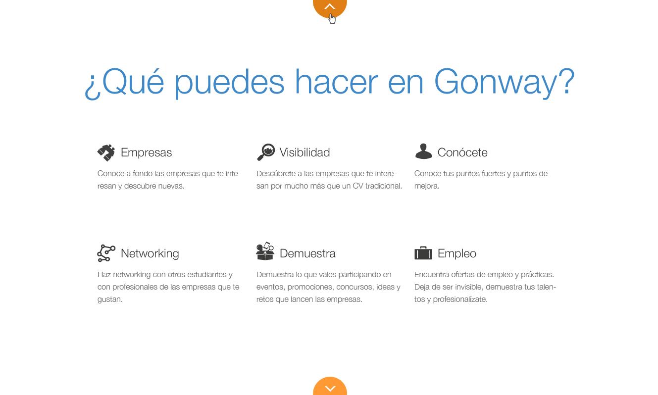 Qué puedes hacer en Gonway