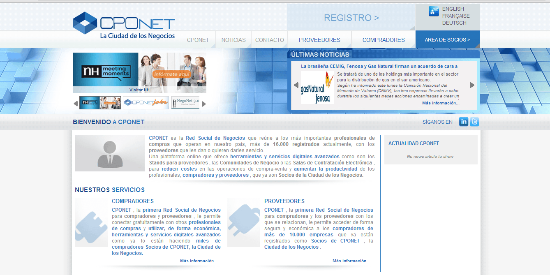 CPOnet Web