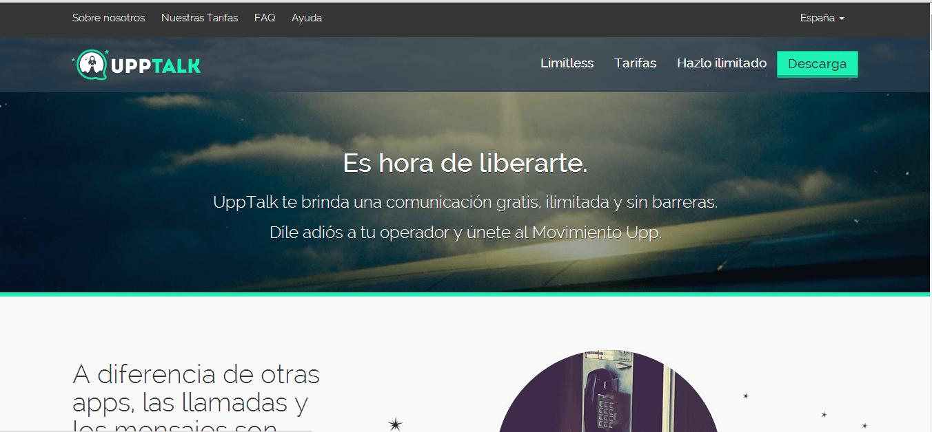 UppTalk Web
