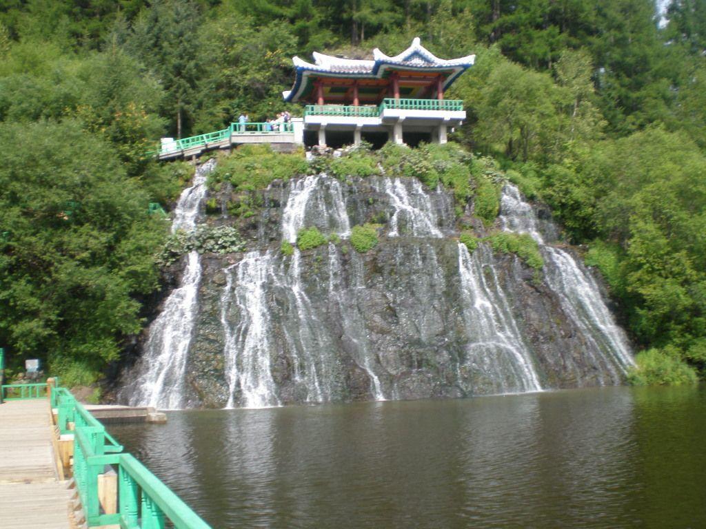 Una de las maravillosas vistas que podrá disfrutar el visitante en Corea