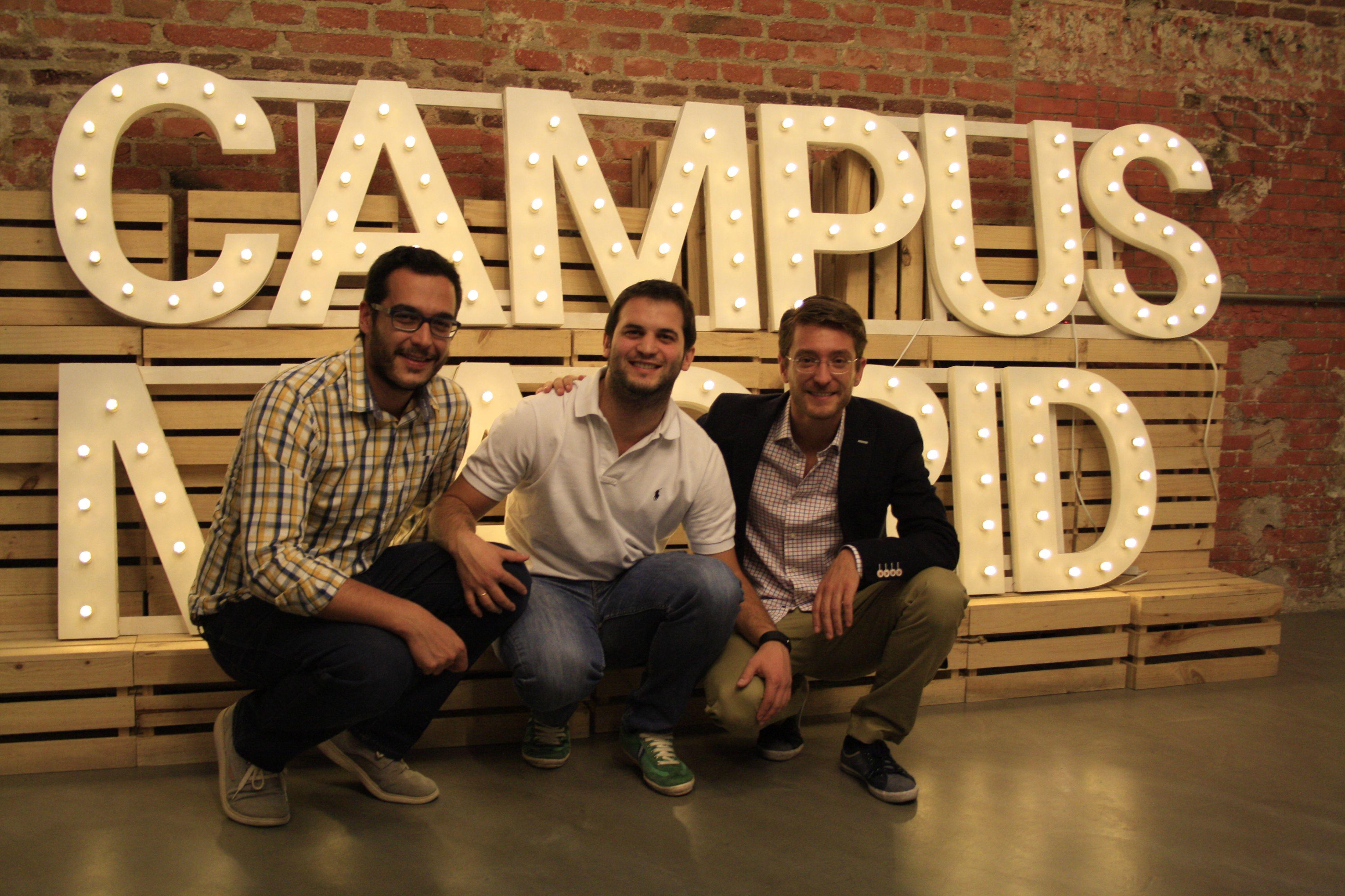 Socialbets en el Campus de Google en Madrid