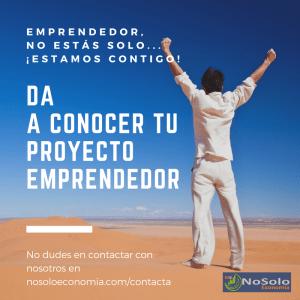 Promociona Tu Proyecto Emprendedor
