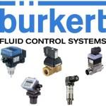 Bürkert, control de fluidos