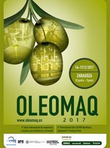 OLEOMAQ, Salón de Maquinaria y Equipos para Almazaras y Envasados