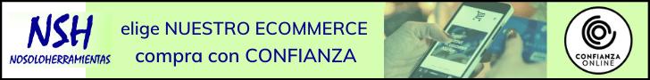 Tienda On-Line NOSOLOHERRAMIENTAS Confianza On-Line