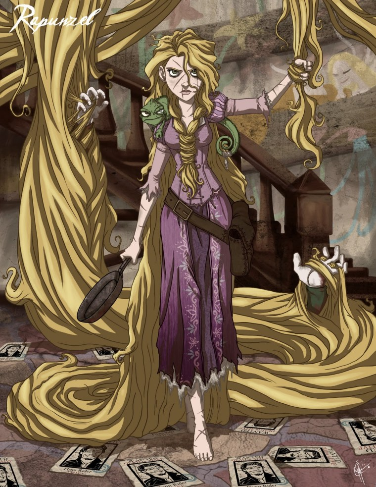 Rapunzel_horror