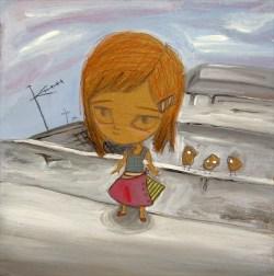 Ilustradores Now III - Ana Bartoli