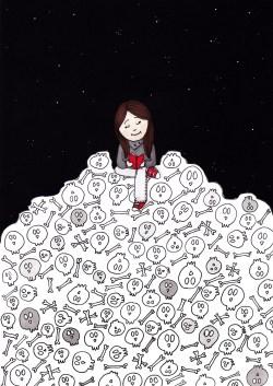 Ilustradores Now III - Patricia Dubreuil