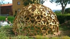geodesica madera 1