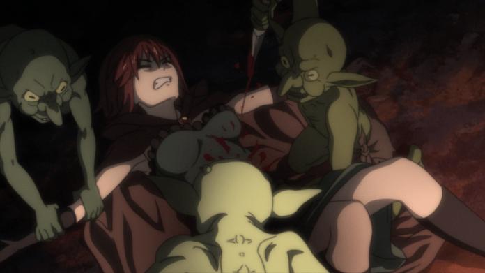 Goblin Slayer enciende las redes sociales y sitios de anime 6