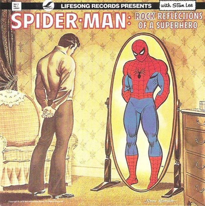 Música: Spider-Man y su asombroso disco de rock 1