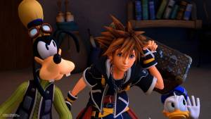 Actualizacion de lanzamiento de Kingdom Hearts 3 1
