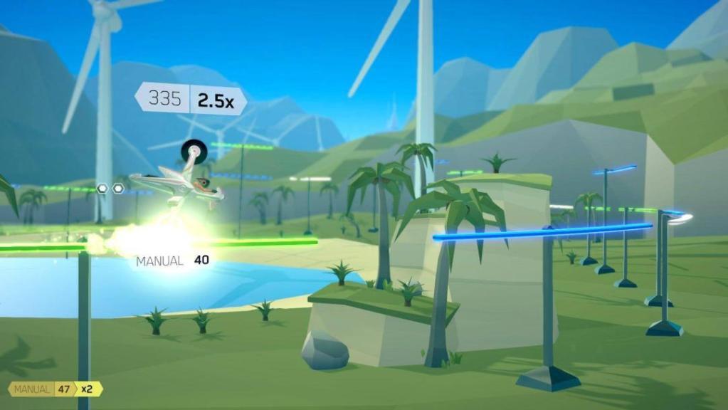 Reseña: FutureGrind, un juego que pondrá a prueba tu destreza 7