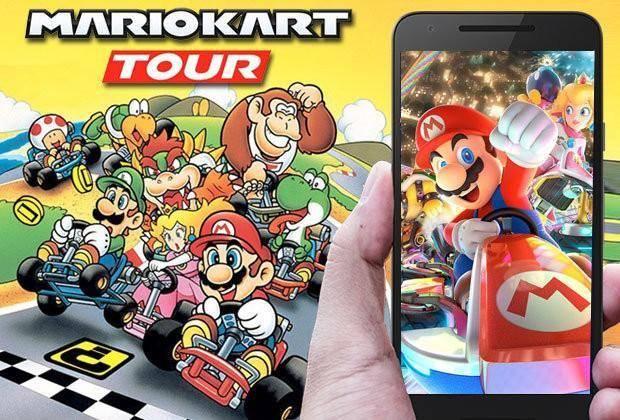 Mario Kart llegará a móviles pronto 1