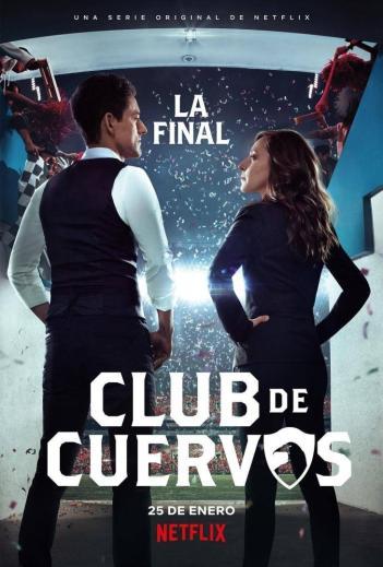 Club de Cuervos revela detalles de su temporada final 1