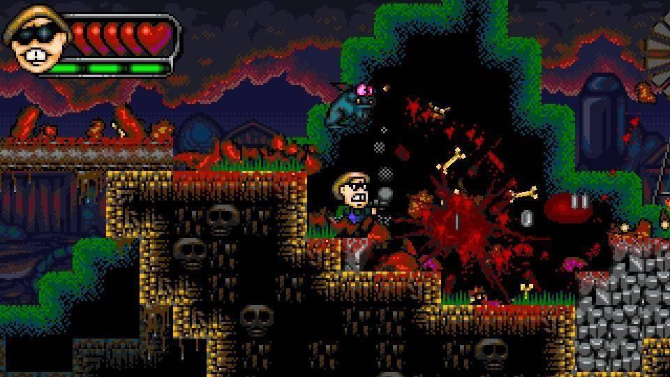 Reseña: Hillbilly Apocalypse, un juego muy a la vieja escuela 2